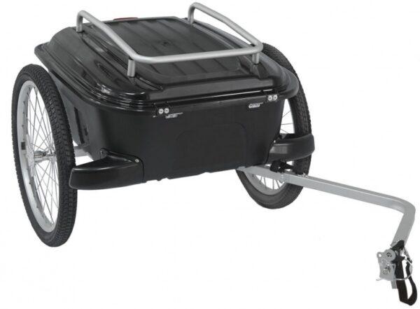 M-Wave fietskar Carry All 20 Inch Unisex Zwart