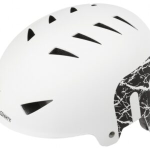 Mighty Helm X-Style unisex wit maat L (60-63 cm)