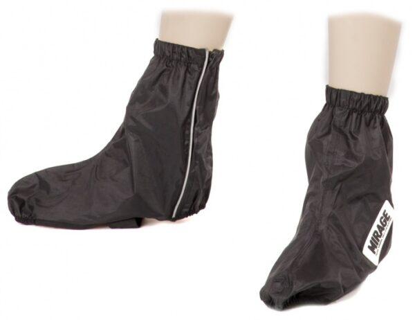 Mirage Rainfall Luxury overschoenen zwart maat 45-47 (XL)