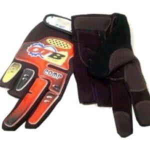 OTB Fietshandschoenen ATB unisex rood / zwart maat L