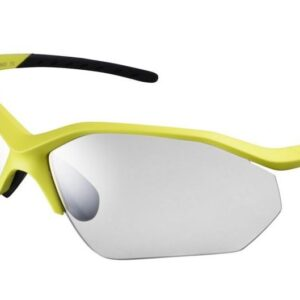 Shimano fietsbril Equinox 3 unisex fotochromisch lime
