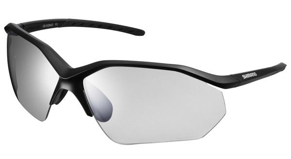 Shimano fietsbril Equinox 3 unisex fotochromisch matzwart