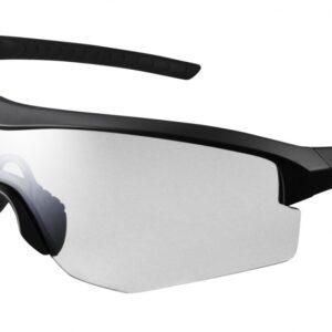 Shimano fietsbril Spark unisex grijs fotochromisch zwart