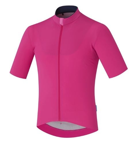 Shimano fietsshirt Evolve heren roze maat XL