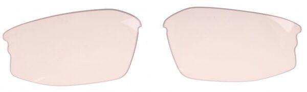 Shimano lenzen voor S51R fietsbril transparant