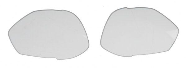 Shimano lenzen voor S51X fietsbril transparant