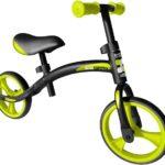 Skids Control loopfiets 10 Inch Junior Zwart/Groen