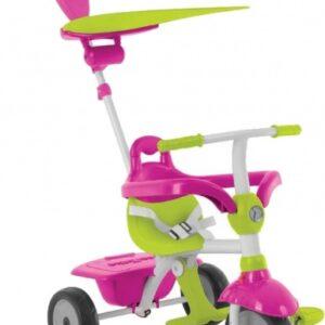 smarTrike Zip Meisjes Groen/Roze