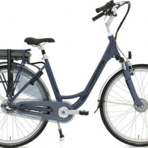 Vogue Basic 28 Inch 49 cm Dames 7V Rollerbrake Blauw