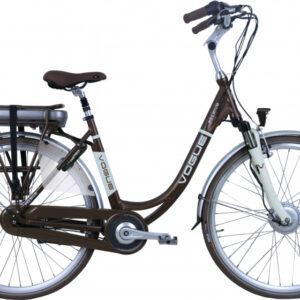 Vogue Premium 28 Inch 48 cm Dames 7V Rollerbrake Bruin