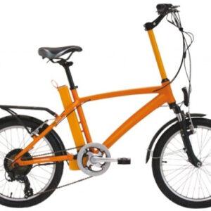 Wayel Gotham 20 Inch Unisex 7V V-Brakes Oranje