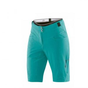 Gonso fietsbroek Molini dames polyester lichtblauw maat 38