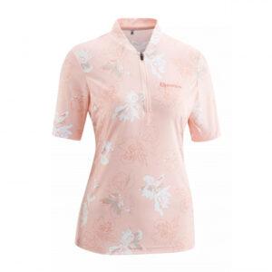 Gonso fietsshirt Bondasca dames polyester roze maat 36