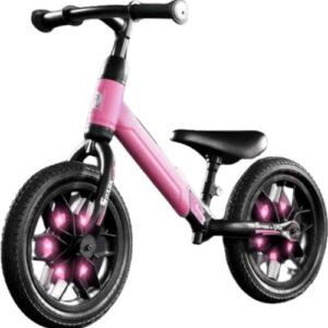 QPlay Spark 12 Inch Junior Roze/Zwart