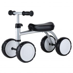 Stiga loopfiets Mini Rider Go 8 Inch Junior Zilver