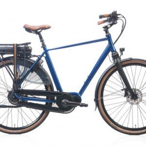 Kohlman Deluxe 28 Inch 54 cm Heren 8V Hydraulische schijfrem Blauw