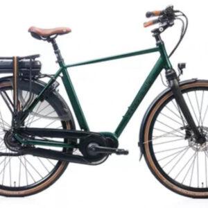 Kohlman DeLuxe 28 Inch 57 cm Heren 8V Hydraulische schijfrem Groen